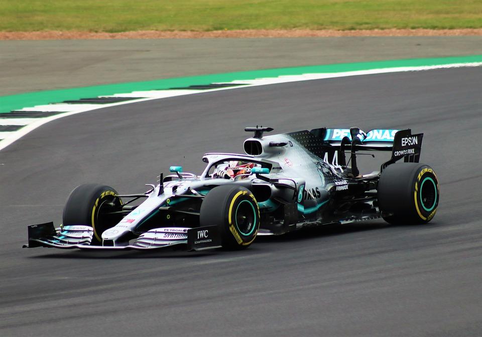 succès de Lewis Hamilton